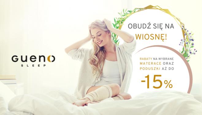 Gueno Blog - Obudź się na wiosnę!