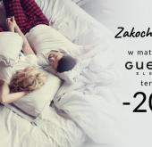 Gueno Blog - Zakochaj się w zdrowym śnie – Walentynkowa promocja na produkty do spania!